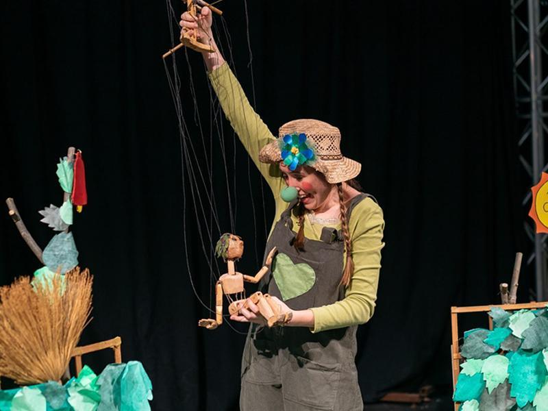 Puppet Animation Festival: Nettles In The Garden - CANCELLED