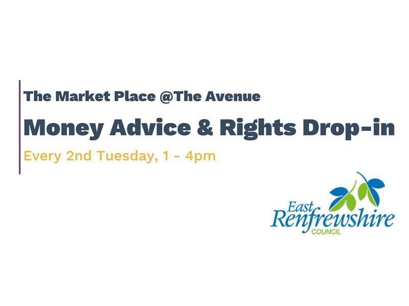 The Market Place Newton Mearns: Money Advice & Rights Drop-in