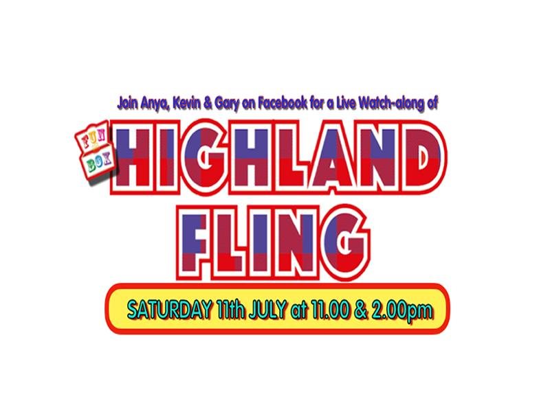 Funbox Highland Fling LIVE Stream!