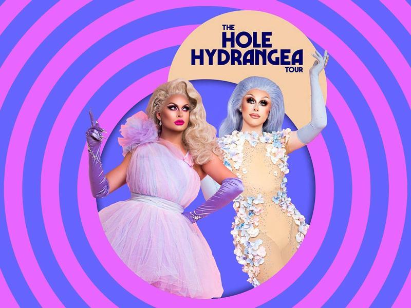 The Hole Hydranga Tour