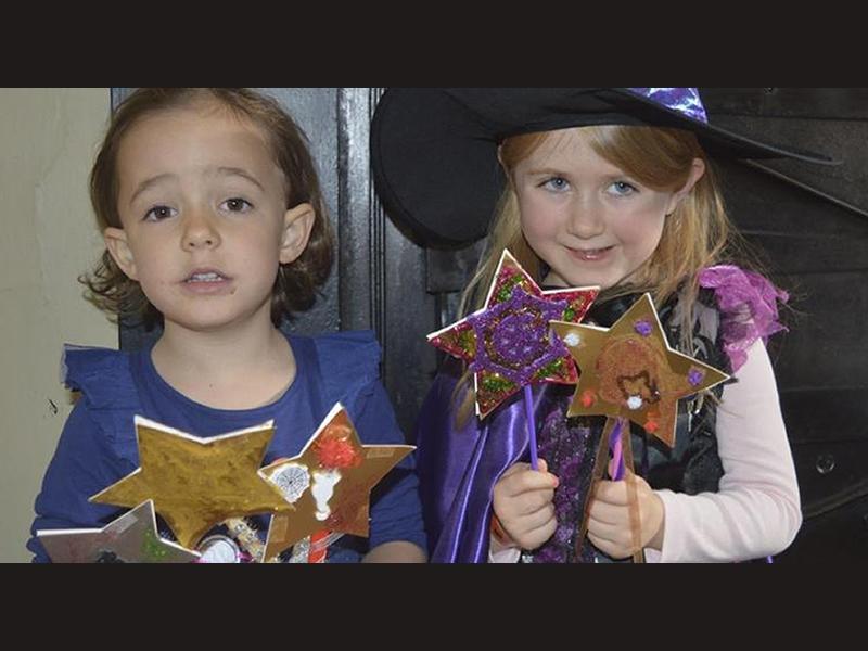 Halloween Wand Making Workshop