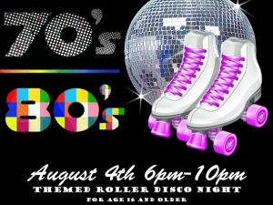 70's & 80's Disco Night