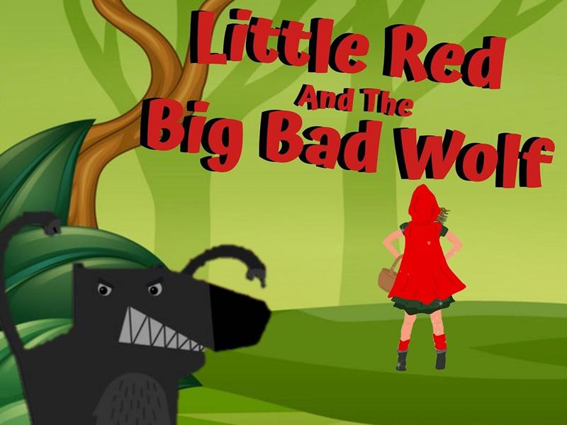 Folksy Theatre presents: Little Red