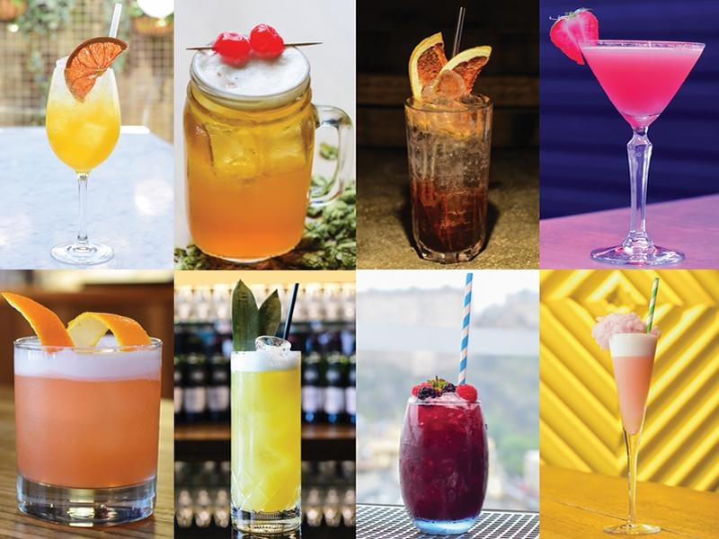 Edinburgh Cocktail Weekend Reveals 50 Signature Cocktails
