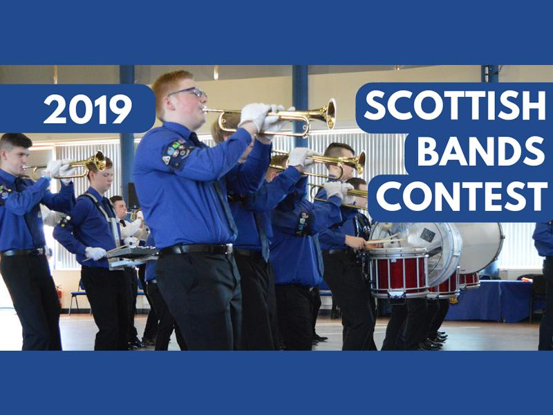 Boys' Brigade Scottish Bands Contest