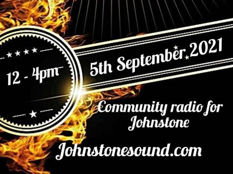 Johnstone Sound at The Bandstand
