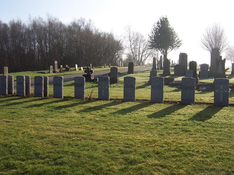 Glasgow Western Necropolis
