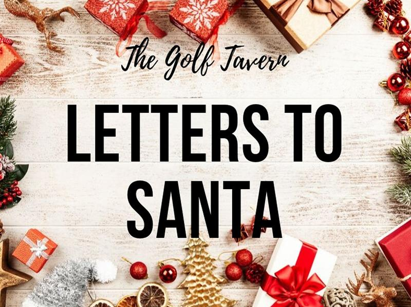 Letters to Santa with his Elves