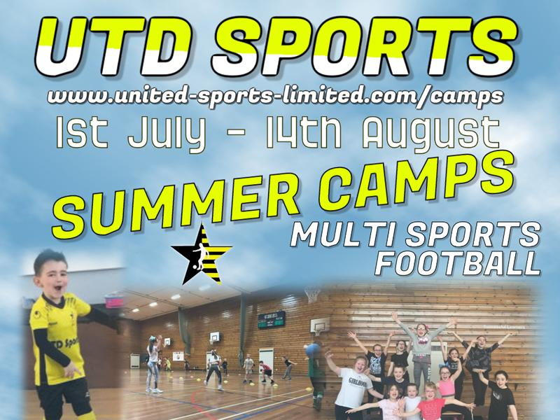 UTD Sports Summer Multi Sport Camps