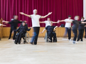 Indepen Dance Outreach Classes: Adult Evening Social Class
