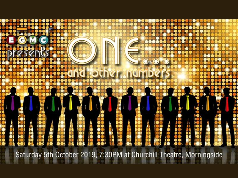 Edinburgh Gay Men's Chorus: One and Other Numbers
