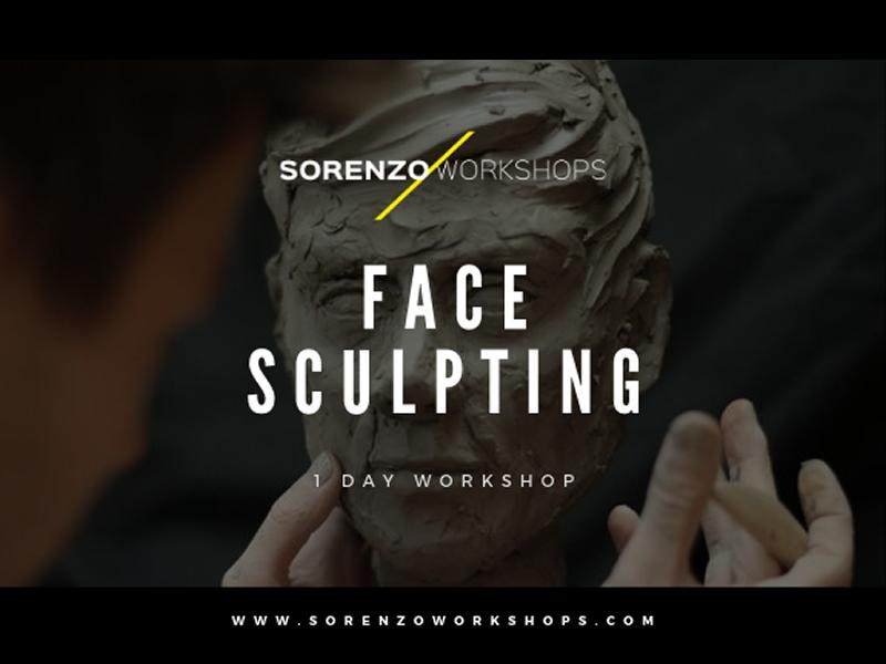 Face Sculpting 1 Day Workshop