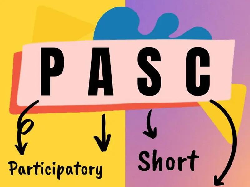 PASC Summer School: Participatory Arts Short Course for 16 - 25 year olds