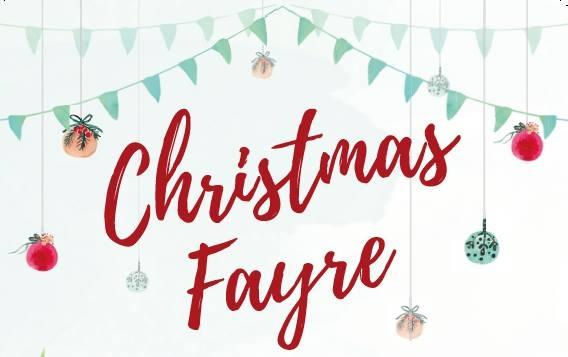 FOTW and West Primary Christmas Fayre