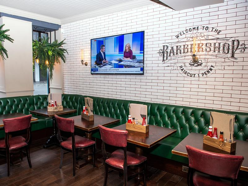 Lauders Glasgow Reopens to Guests