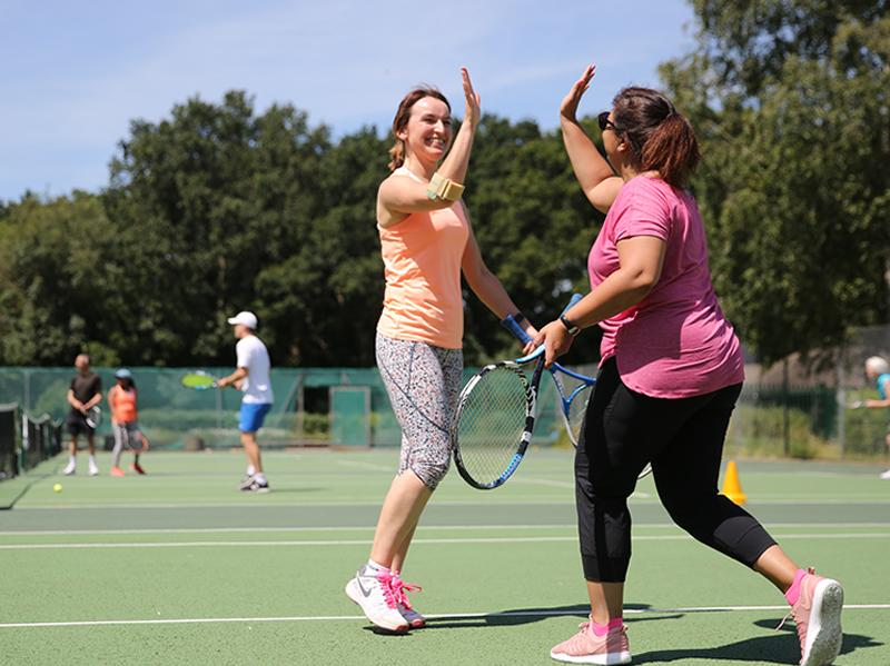 Sign up for Free Tennis!