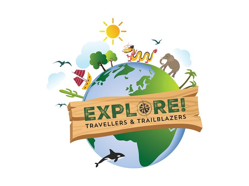 Explore! Travellers and Trailblazers