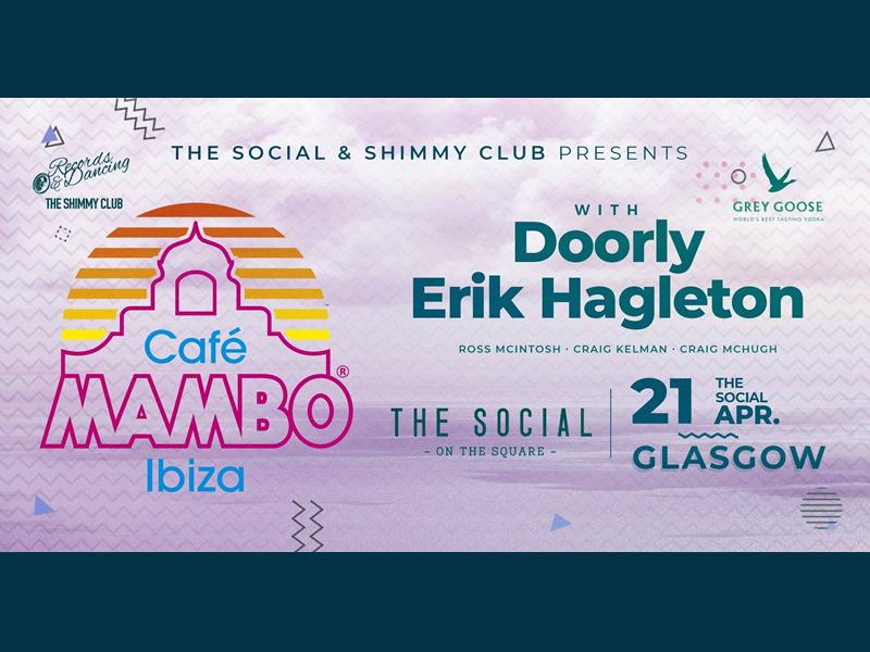 Cafe Mambo Easter Sunday Takeover