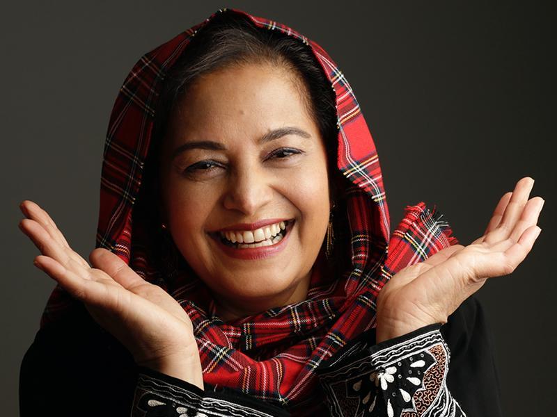 Pakistan to 60s Glasgow Lubna Kerr on Strong Women
