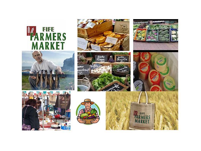 Fife Farmers Market Kirkcaldy