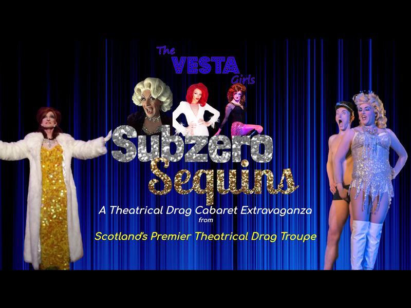 The Vesta Girls present Subzero Sequins