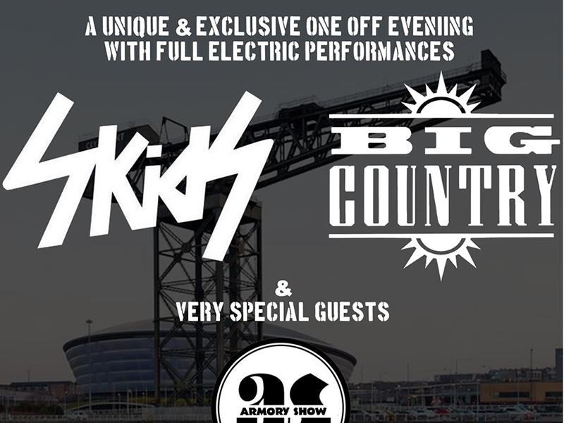 The Skids & Big Country