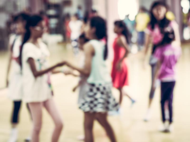 Ballroom and Latin Kids Dance Class