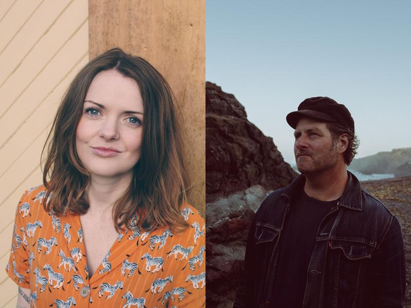 Jess Morgan and Nels Andrews - Songs and Books Tour 2019