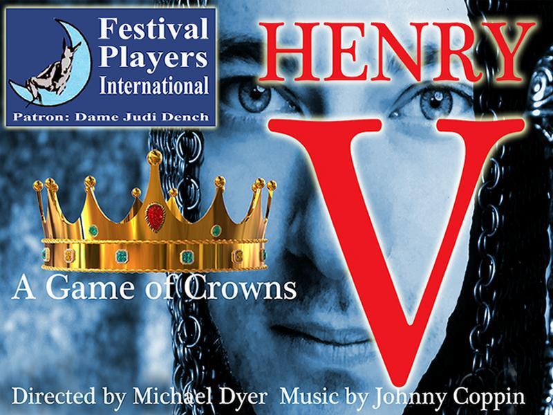 Shakespeare's Henry V at Falkland Palace & Garden