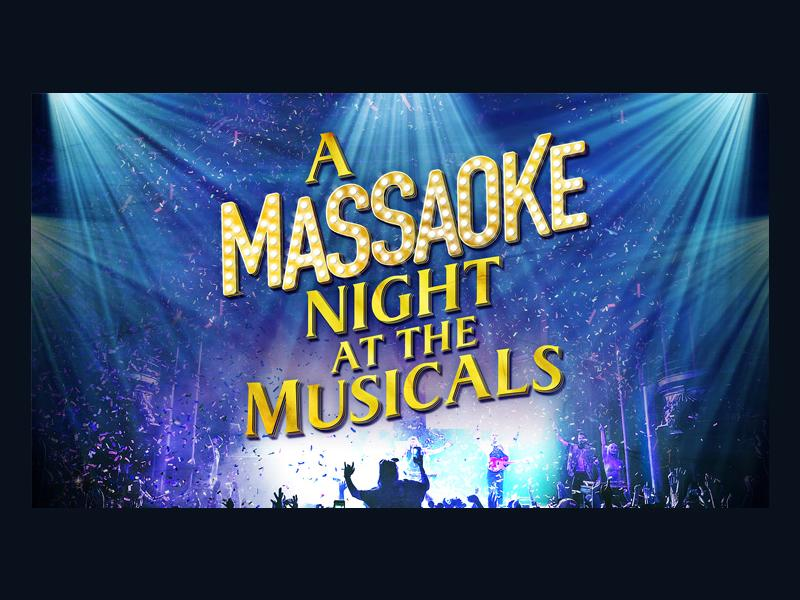 A Massaoke Night at the Musicals