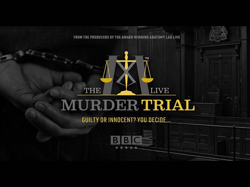 The Murder Trial Live