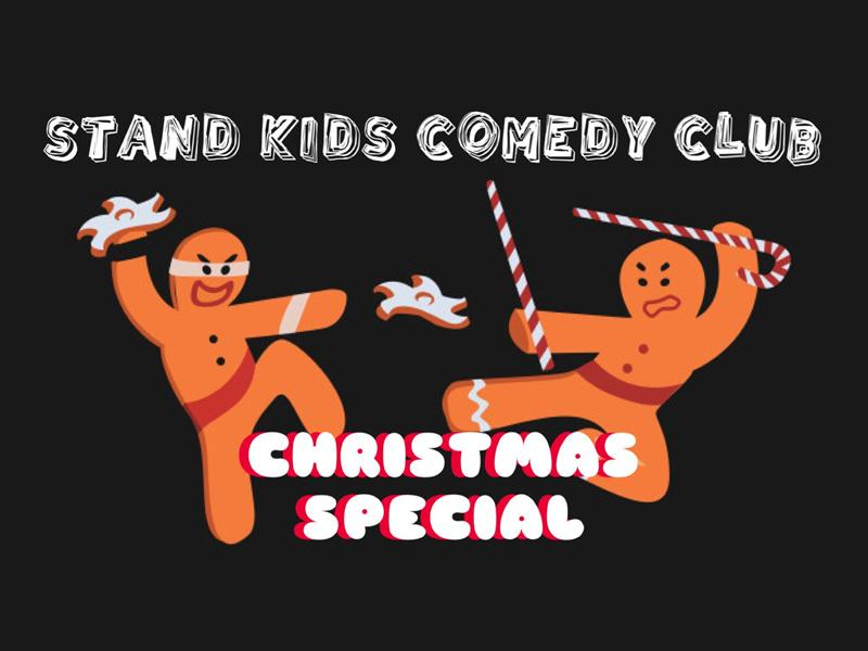 Stand Comedy Kids Club Christmas Special