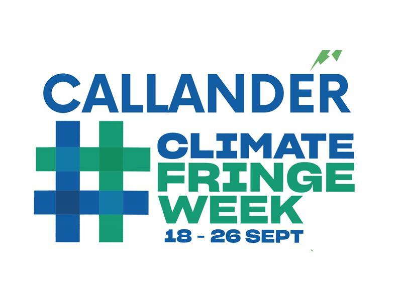 Callander Climate Fringe Week