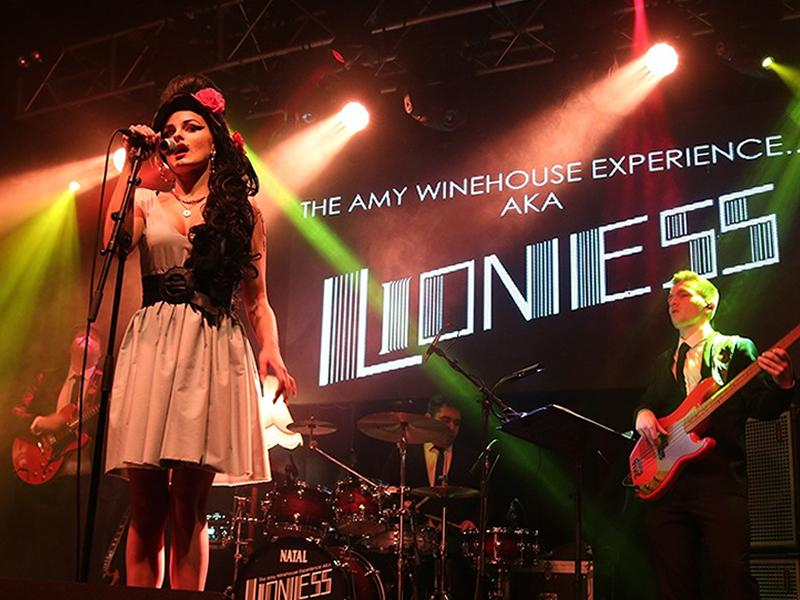 The Amy Winehouse Experience - aka Lioness