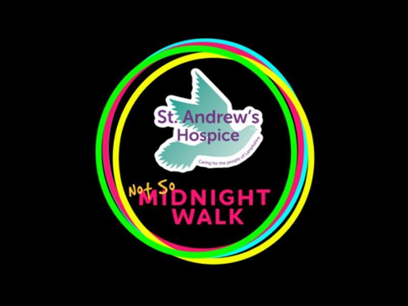 St Andrew's Hospice - Not So Midnight Walk