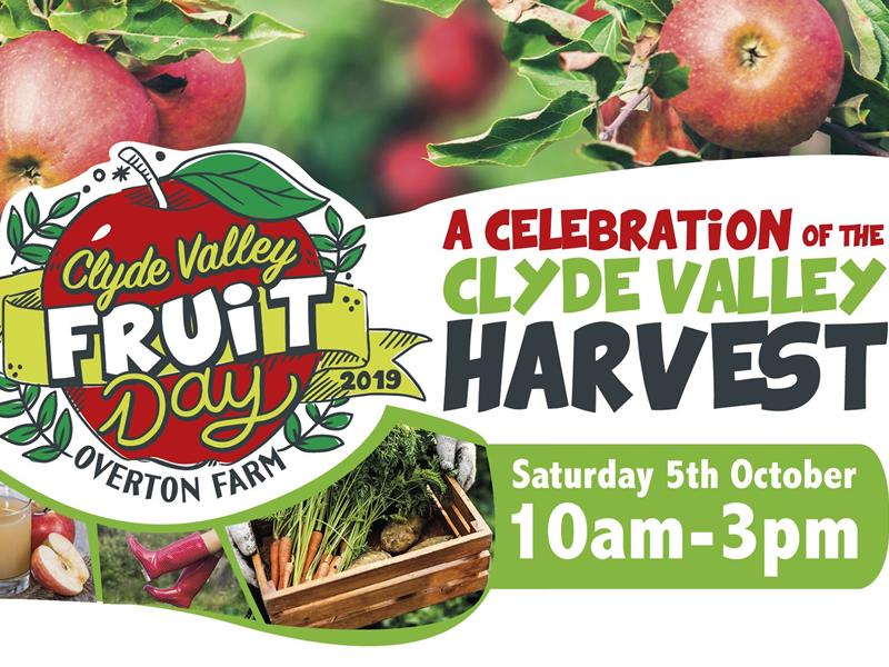 Clyde Valley Fruit Day