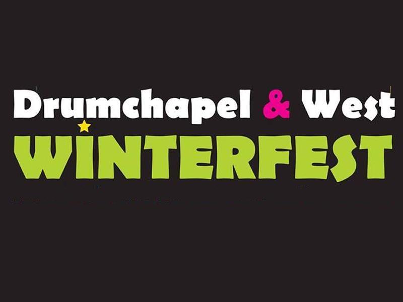 Drumchapel & West Winterfest Fireworks
