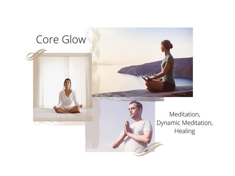 Meditation, Dynamic and Heart-centred Meditation & Healing