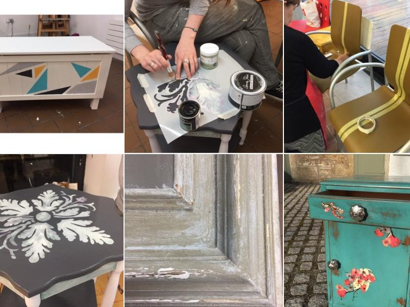 Upcycling Furniture Weekend