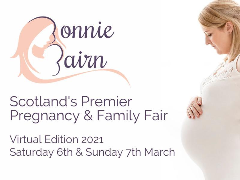 Bonnie Bairn - Scotland's Virtual Pregnancy & Family Fair