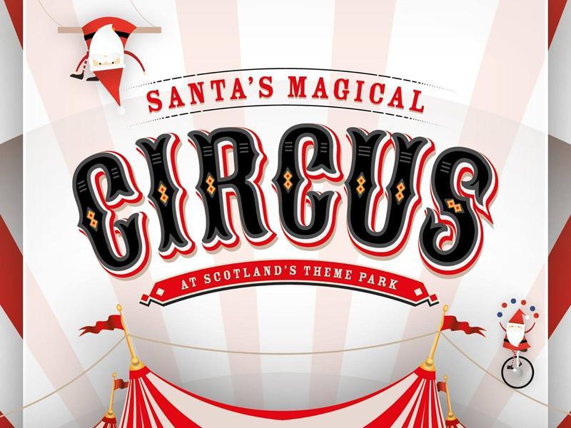 Santa's Magical Circus