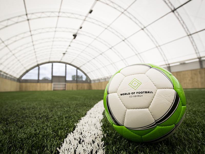 World of Football Edinburgh Marine Drive to remain