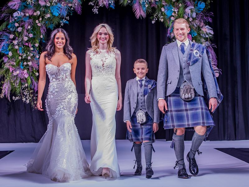 The Scottish Wedding Show returns for its February showcase