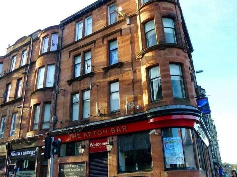 Afton Bar Paisley