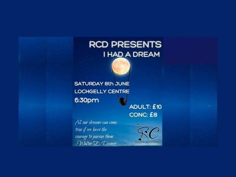 Romi Clarke Dance Presents: I Had A Dream