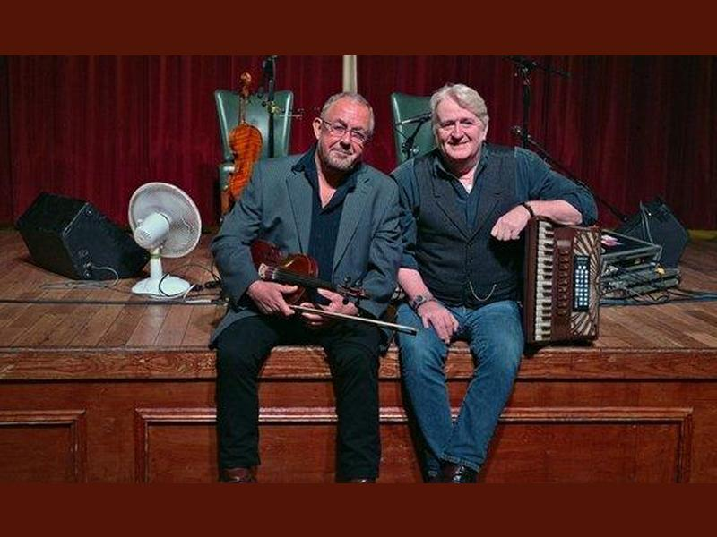 Aly Bain and Phil Cunningham - CANCELLED