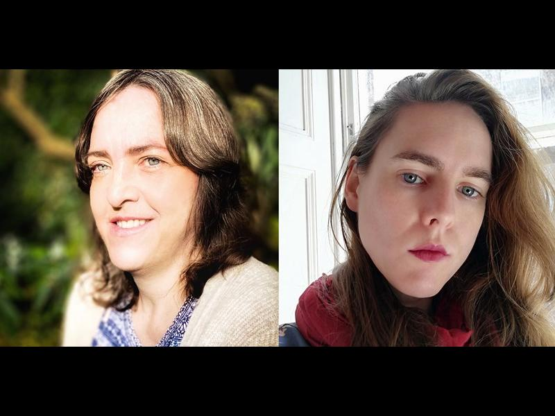 Helen McClory & Ruth Thomas - Prize-winning Scottish Authors