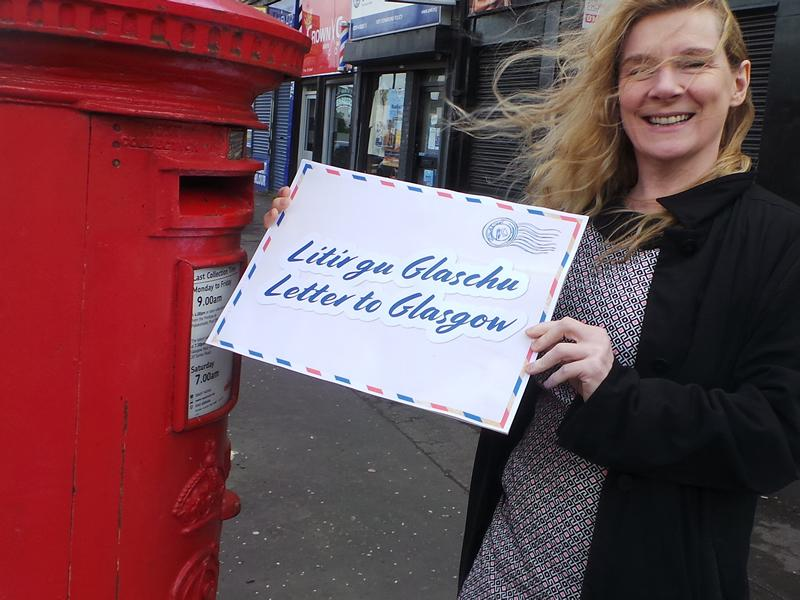 Letter to Glasgow Competition