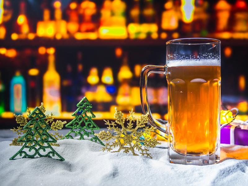 Christmas Beer Club Social Southside