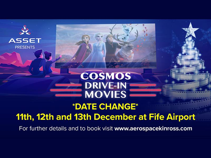 Cosmos Drive-in Movies - CANCELLED